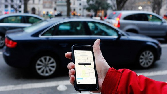 Does Uber signal the end of social security? | Work In Progress