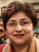 Kiran Mehra-Kerpelman, ILO Head of Campaigns and Advocacy